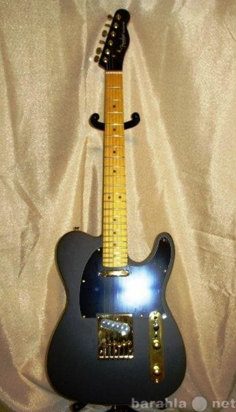 Продам Fender American Standart Telecaster Blac