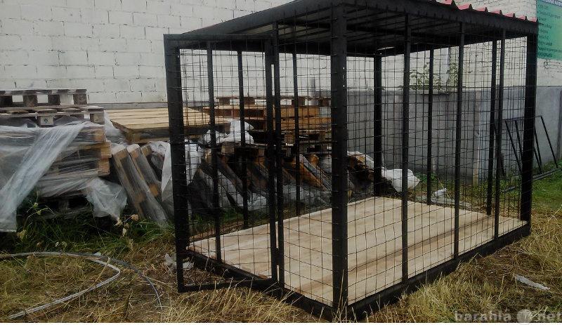 Продам Вольеры для животных от производителя