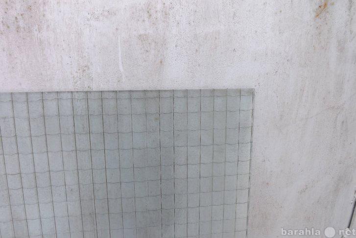 Продам: Cтекло армированное стальными нитями