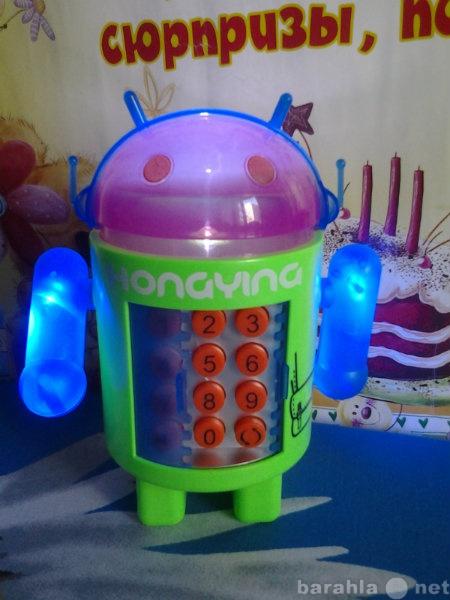 Продам Интерактивный Робот-телефон-светильник