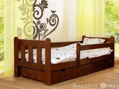 Продам: Кровать Стас 160x70 + ящик+ матрас кокос