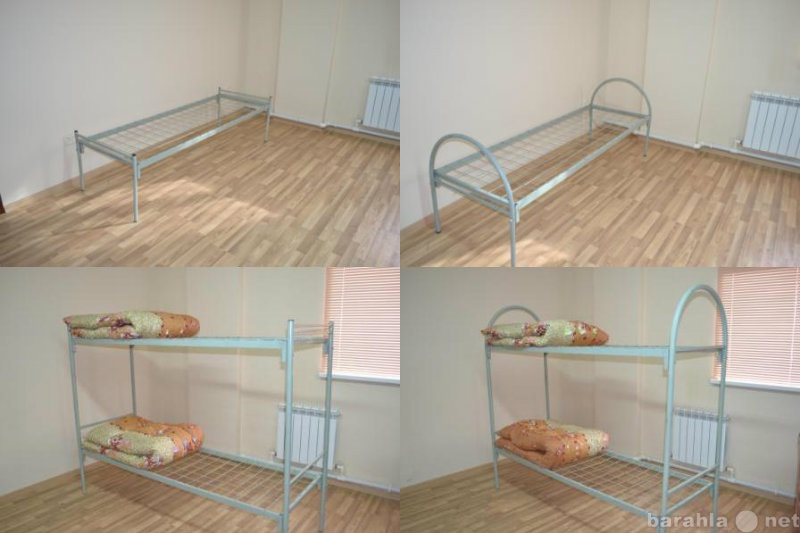 Продам Кровать металлическая, матрац, подушка