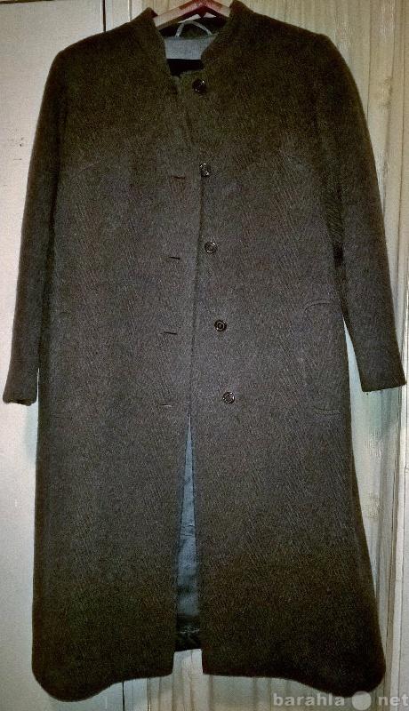 Отдам даром пальто