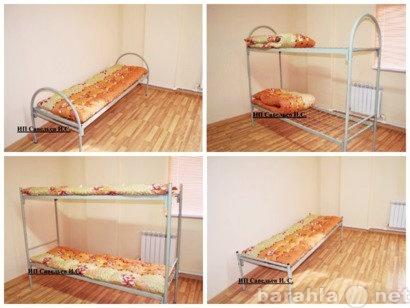 Продам Кровати металлические с бесплатной доста