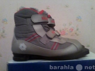 Продам: Ботинки для беговых лыж детские Nordwaу