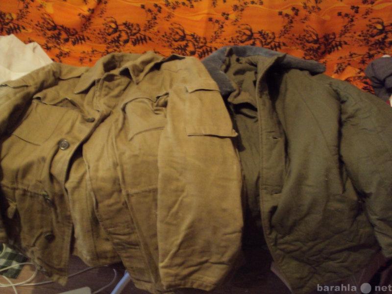 Продам Армейский бушлат со штанами – новый