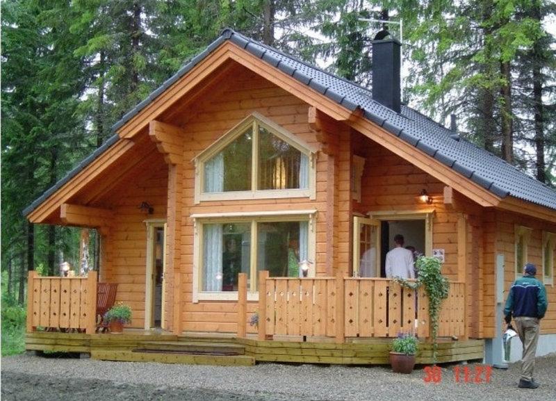 Предложение: Дома из клееного бруса