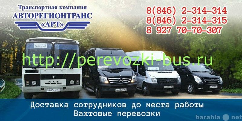 Предложение: Аренда пассажирского транспорта