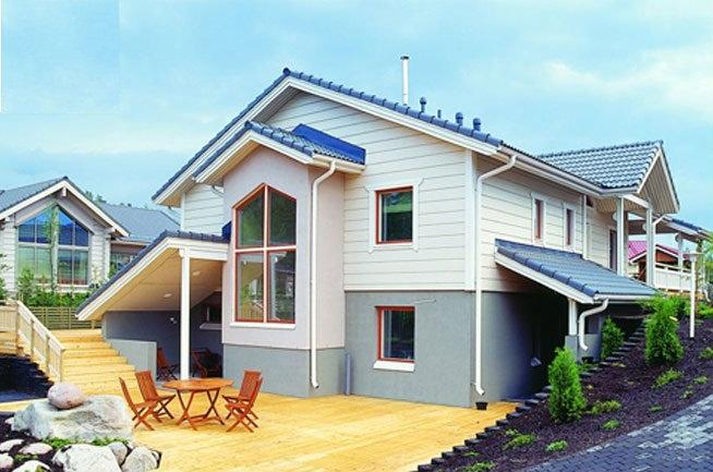 Предложение: Недорогие дома из клееного бруса .