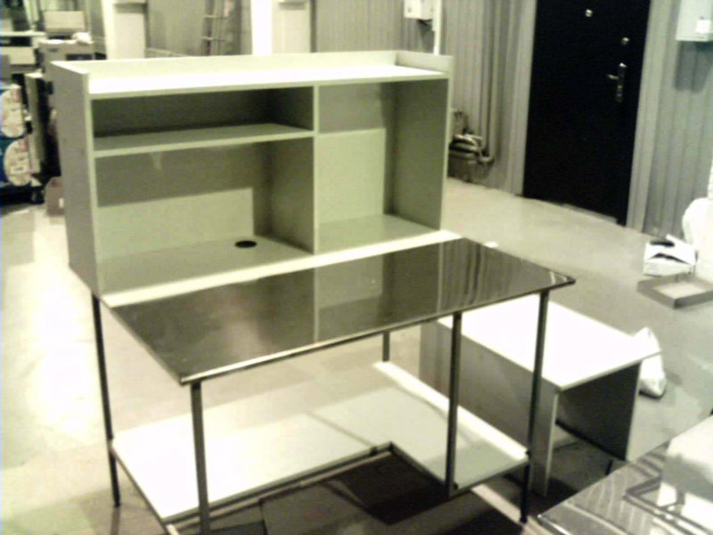 Предложение: Производство Мебели на металлоКаркасе.
