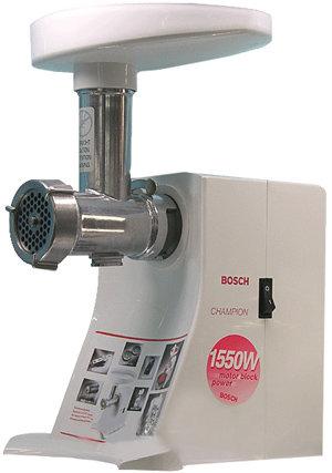 Предложение: Ремонт мясорубок Bosch, Braun, Moulinex