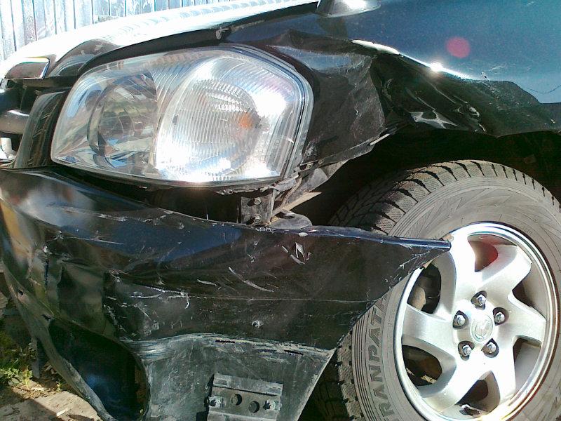Предложение: Срочный ремонт бамперов