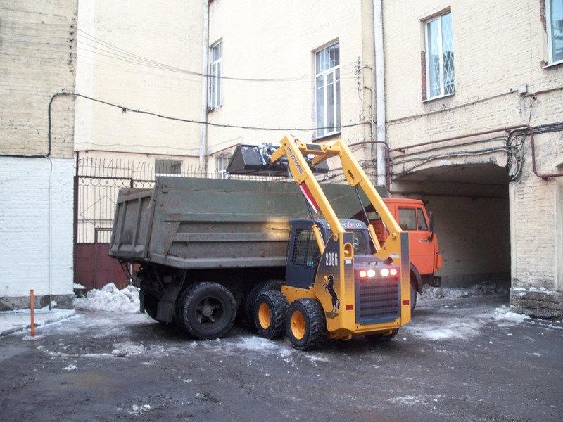 Предложение: Чистка, уборка и вывоз снега недорого