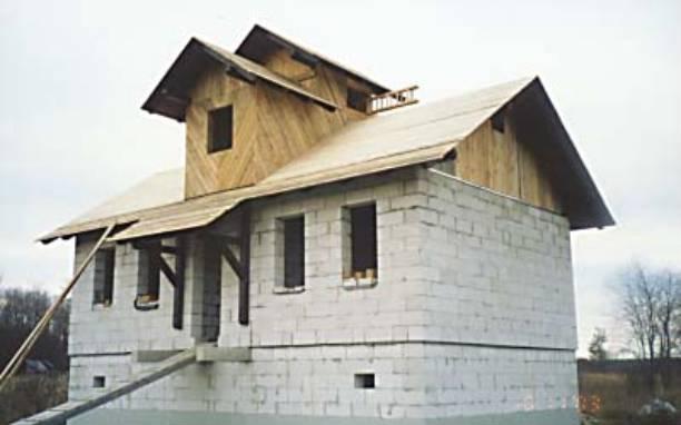 Предложение: Ремонт и строительство домов,дач,отделка
