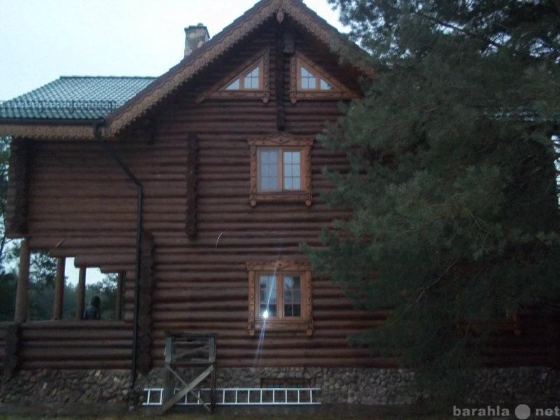 Предложение: строительство,деревянные дома,срубы
