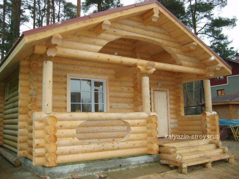 Предложение: Недорогие срубы домов и бань. Фундамент,