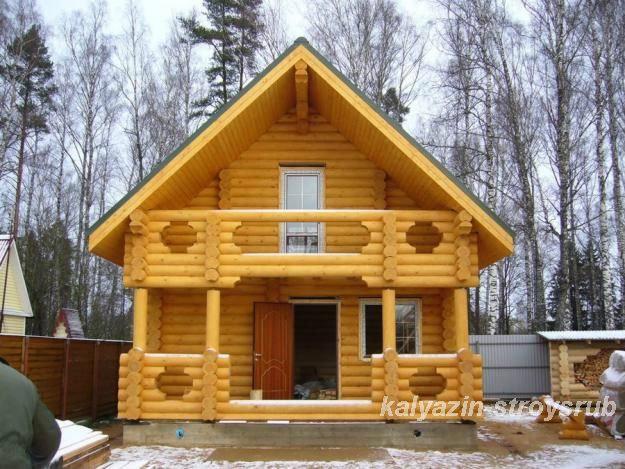 Предложение: Строительство домов и бань под ключ
