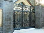 Предложение: Чугунные ворота