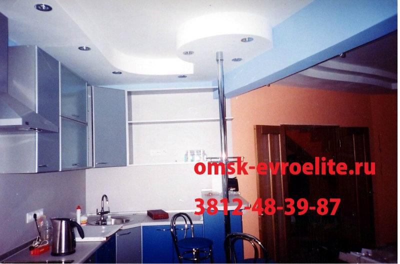 Предложение: евроремонт квартир офисов в омске