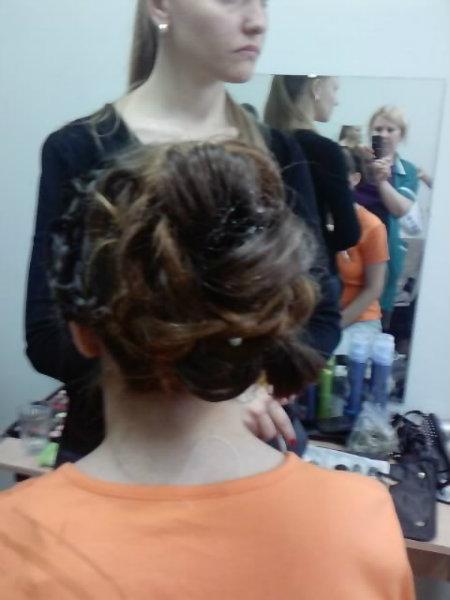 Предложение: Причёски, стрижки