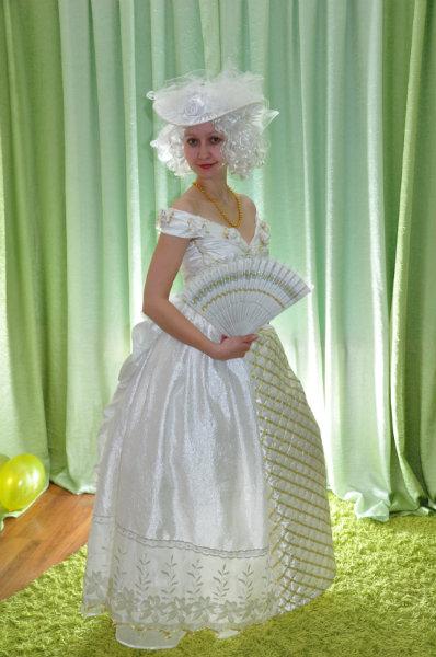 Предложение: прокат - пошив новогодние костюмы