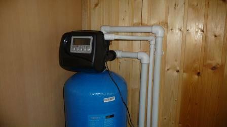 Предложение: Обезжелезивание воды, фильтры.