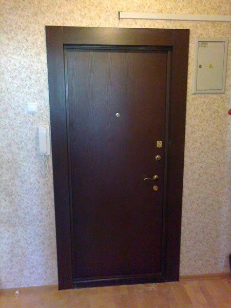Предложение: Отделка дверных  и оконных проемов
