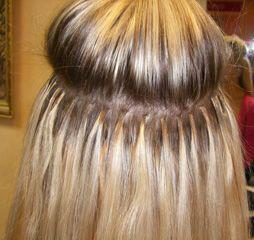 Наращивание волос сколько стоит в омске