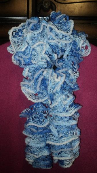 Предложение: свяжу модный шарфик