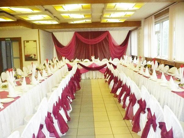 Оформление свадеб саранск