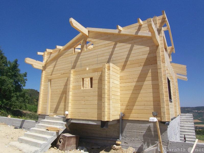 Предложение: Стеновой комплект дома из клееного бруса