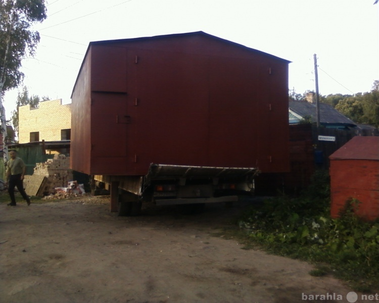 Предложение: Производство металлических гаражей