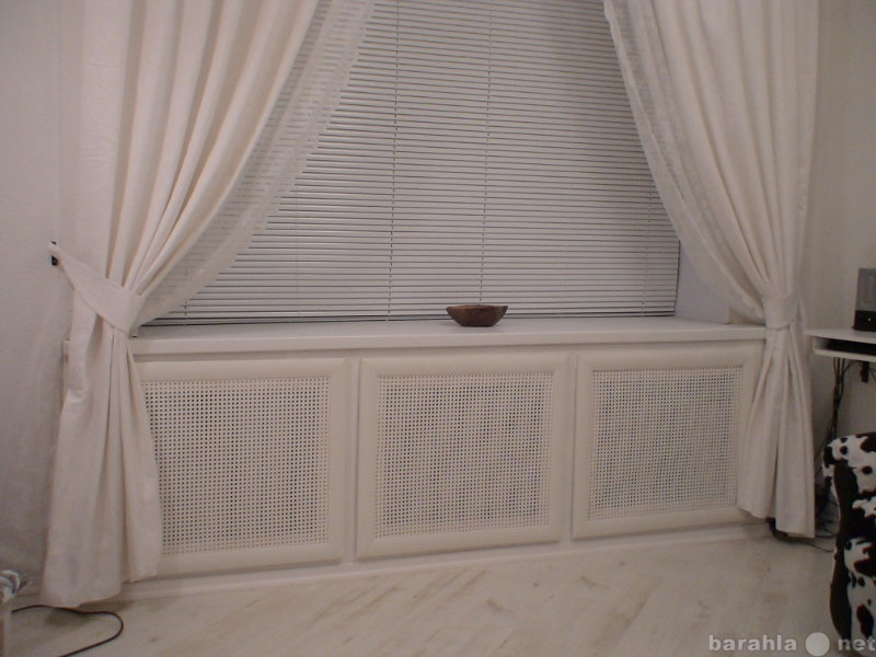 Предложение: Экраны на радиаторы отоплени