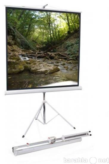 Предложение: Аренда проектора и экрана