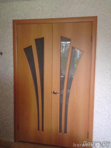 Предложение: установка межкомнатных дверей