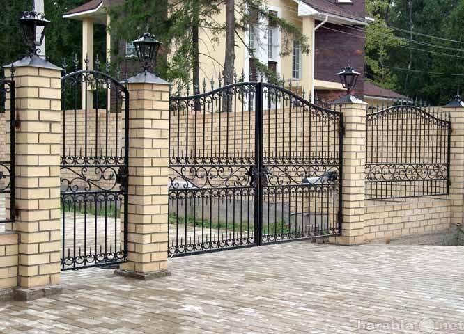 Предложение: Оградки и другие металлоконструкции