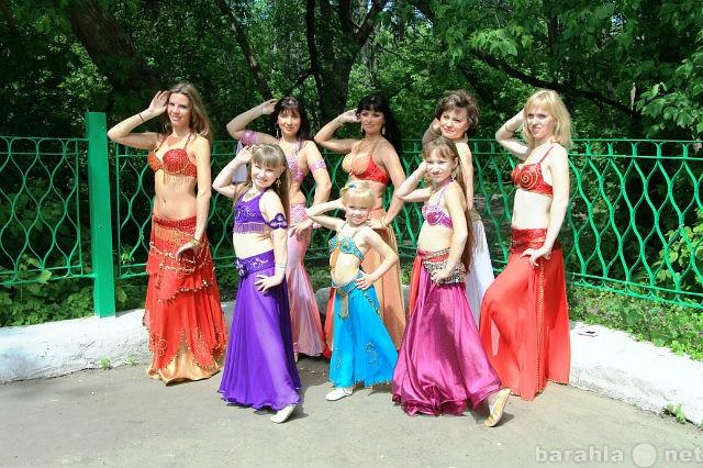 Предложение: Восточные танцы!