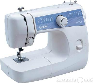 Предложение: Ремонт швейной машины на дому.