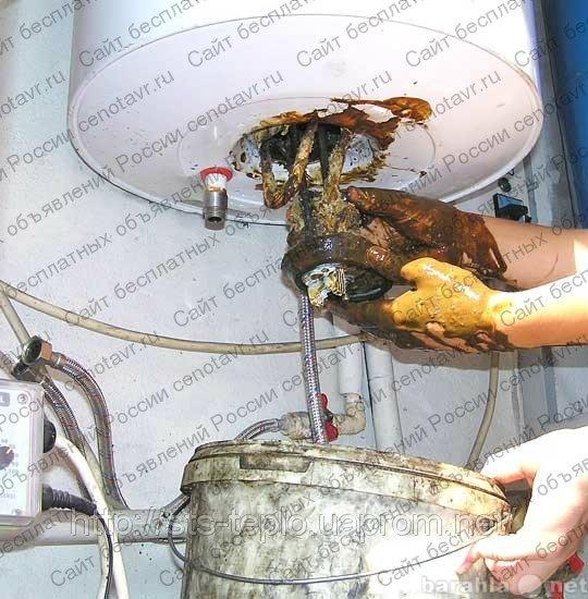 Предложение: Ремонт, монтаж злектроводонагревателей