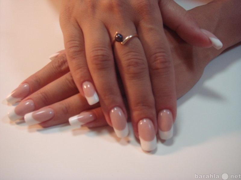 Модели на наращивание ногтей спб