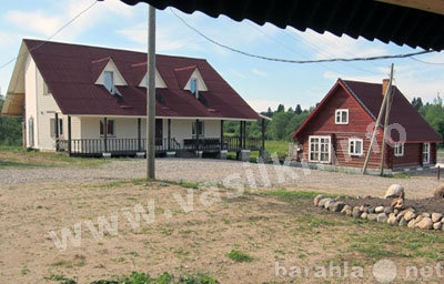 Предложение: База отдыха в Горицах Вологодской област