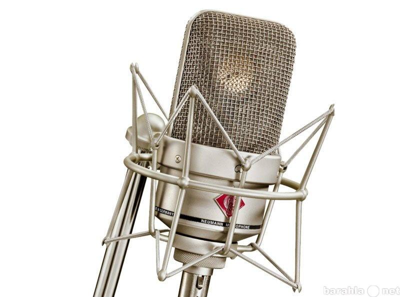 Предложение: Услуги по звукозаписи