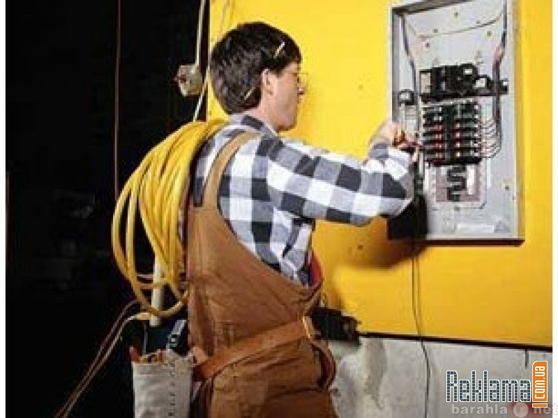 Предложение: замена и ремонт электропроводки