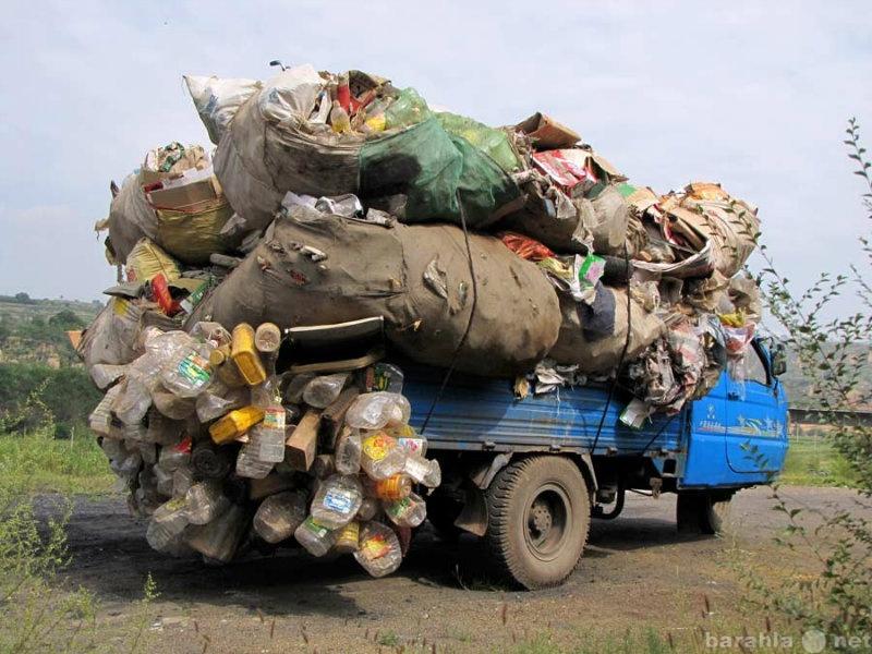 Предложение: Вывезем строительный мусор.