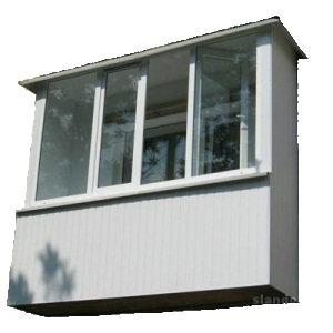 Остекление и отделка балконов и лоджий 'под ключ', Брянск, ООО