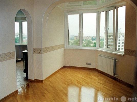 Предложение: Отделка балконов любой сложности