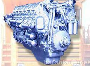 Предложение: Ремонт двигателей ЯМЗ, ЯАЗ 204, Д65