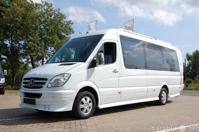 Предложение: Заказать микроавтобус, 8, 17,18,20  мест