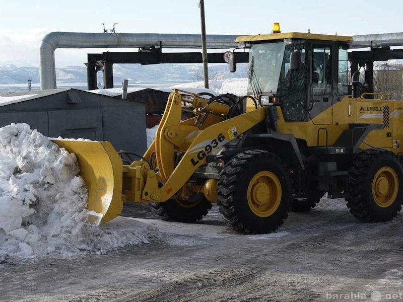 Предложение: Уборка и вывоз снега 8987-542-15-35