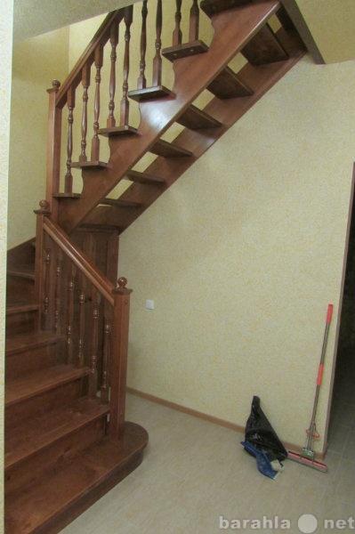 Предложение: Лестницы для дома. Массив берёзы.